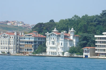 Bosphorus on Boat Tours